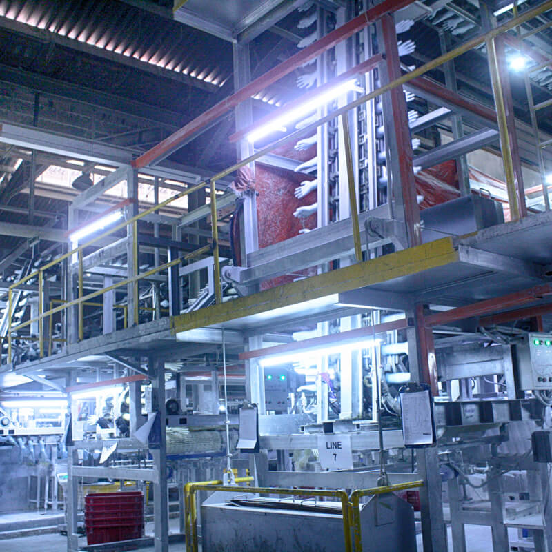 Malaysia Top Latex Glove Manufacturing Company | TSL